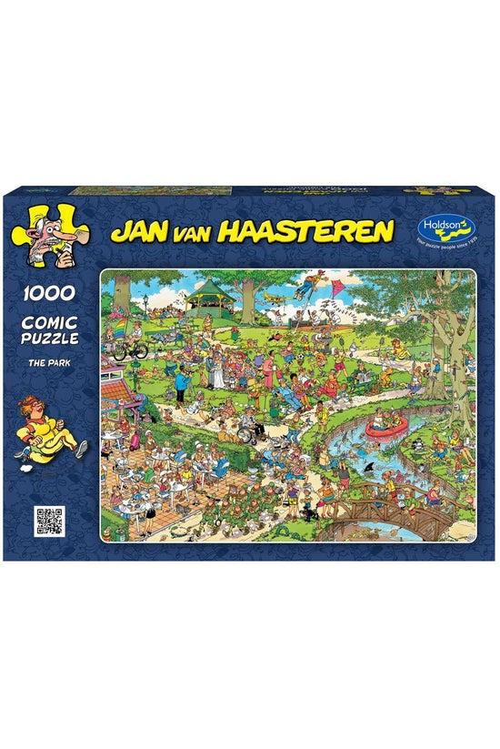 Jan Van Haasteren The Park 100...