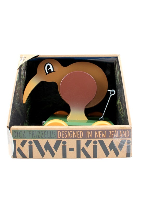 Dick Frizzell's Kiwi Kiwi