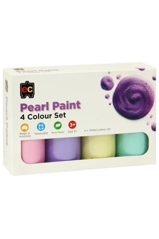 Educational Colours Pearl Pain...