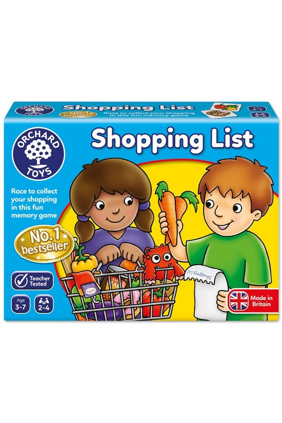 Orchard Toys Shopping List Gam...