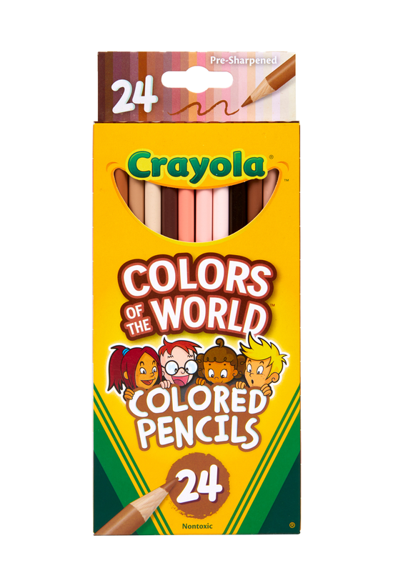 Crayola Colours Of The World P...