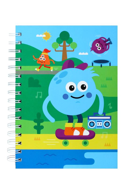 Jotz Monsters A5 Wiro Notebook