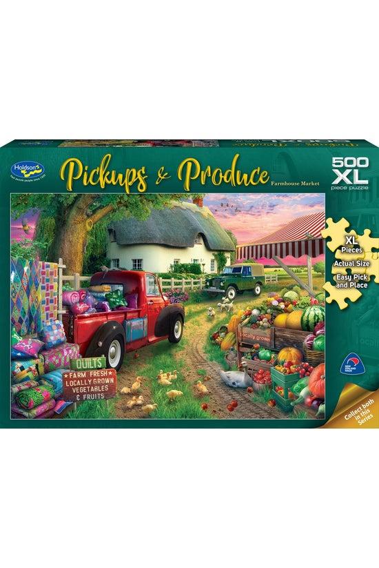 Pickups & Produce 500xl Pi...