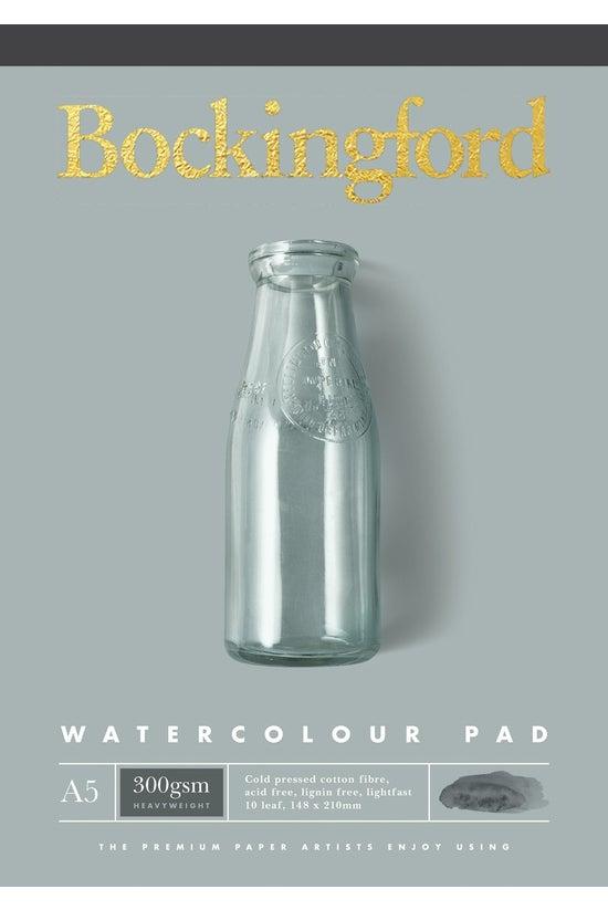 Bockingford Watercolour Pad A5...