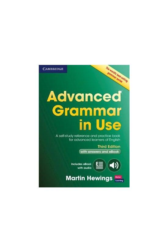 Advanced Grammar In Use Book W...