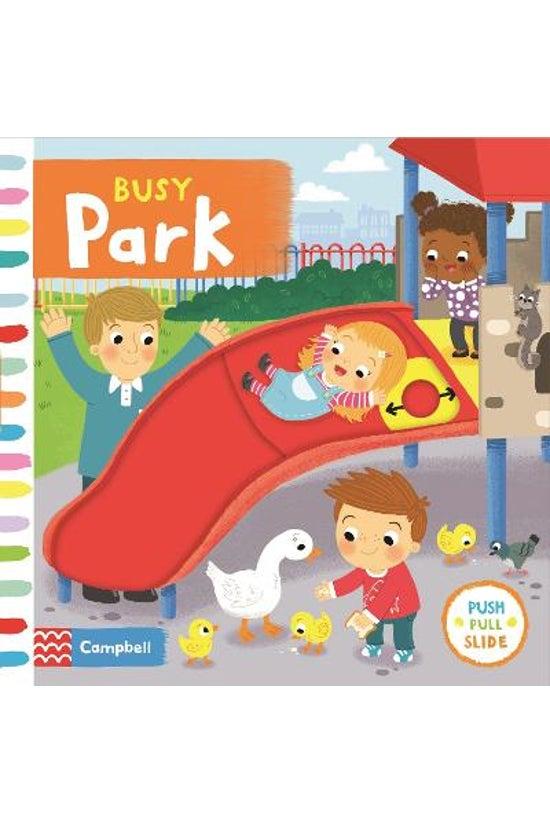 Busy Books #24: Busy Park