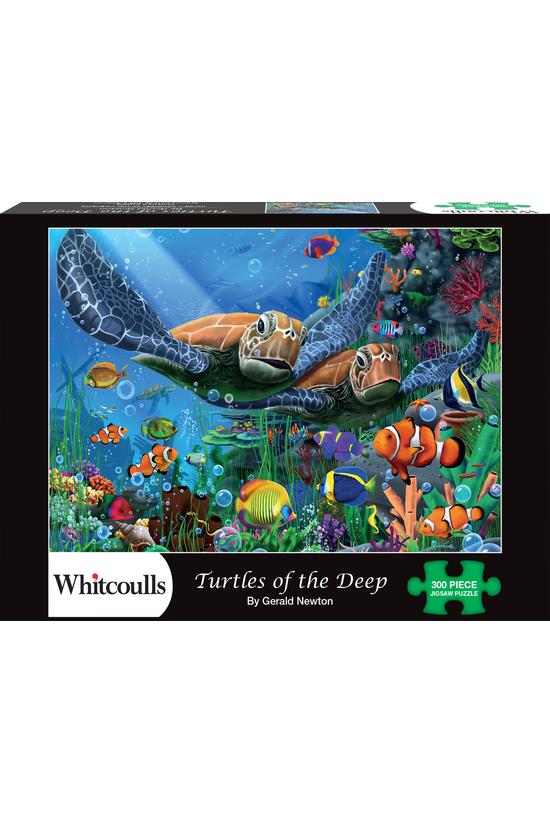 Whitcoulls 300 Piece Jigsaw Tu...