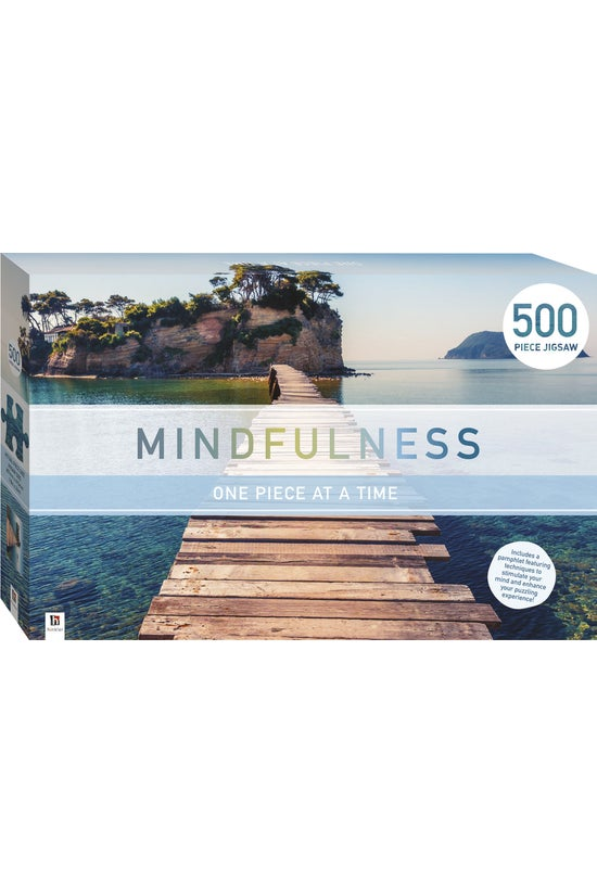 Mindfulness 500 Piece Jigsaw B...