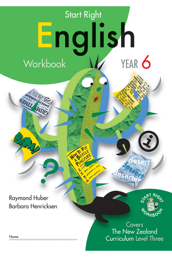 Start Right Year 6 English Wor...