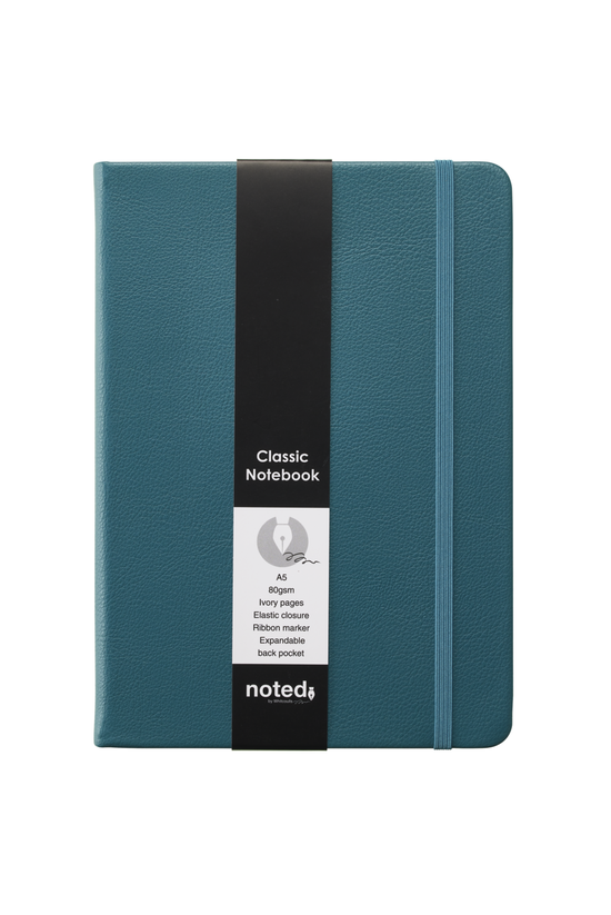 Noted Classic Notebook A5 Fore...