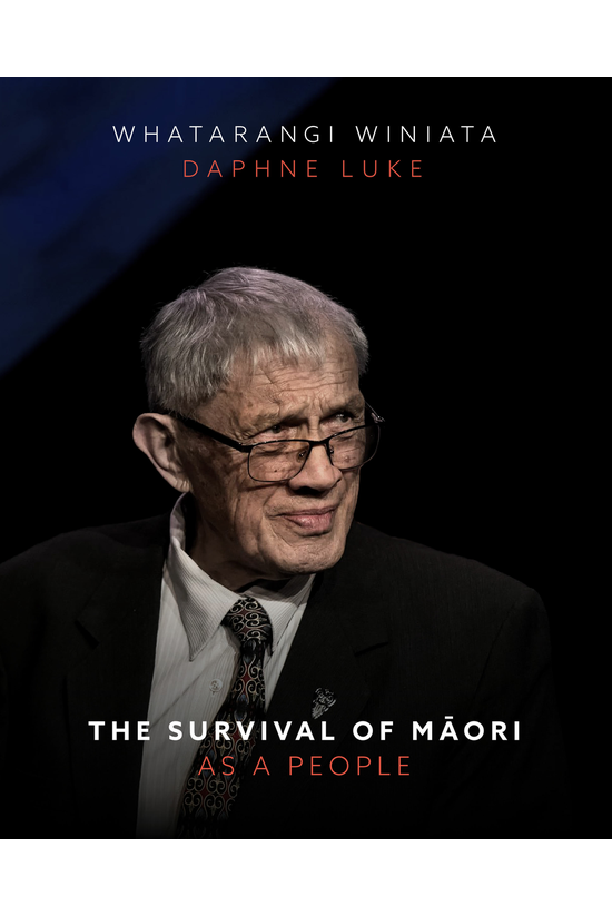 The Survival Of Maori As A Peo...