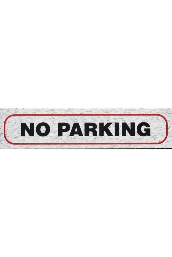 Information Signs No Parking M...