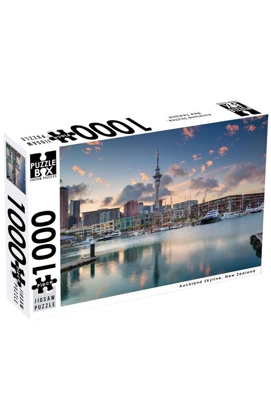 Puzzle Box Auckland Skyline Ji...