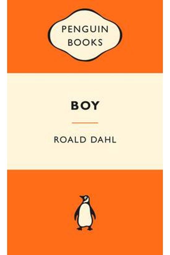 Popular Penguin: Boy