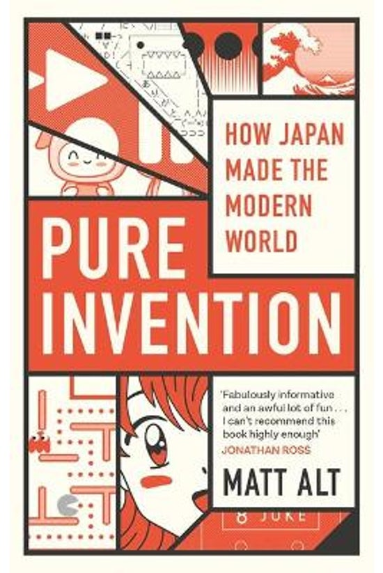 Pure Invention: How Japan's Po...