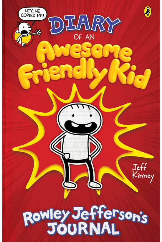 Diary Of An Awesome Friendly K...