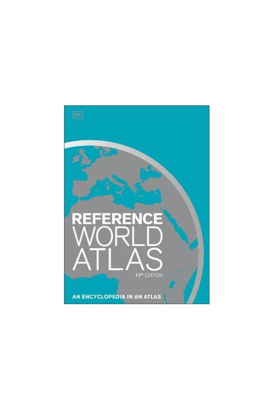 Reference World Atlas: An Ency...