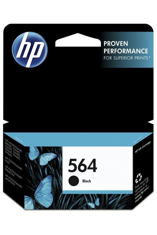 Hp 564 Ink Cartridge Black