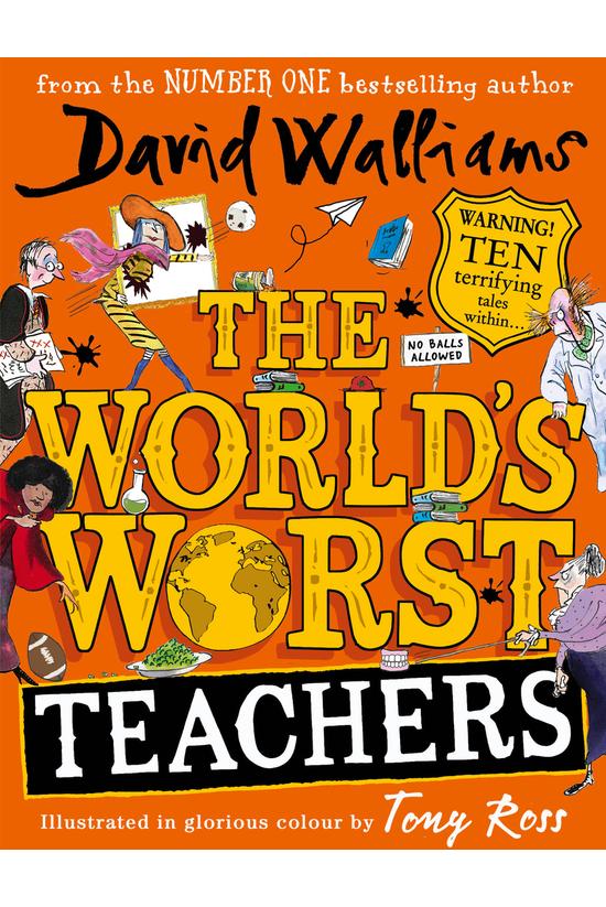 Worlds Worst Teachers