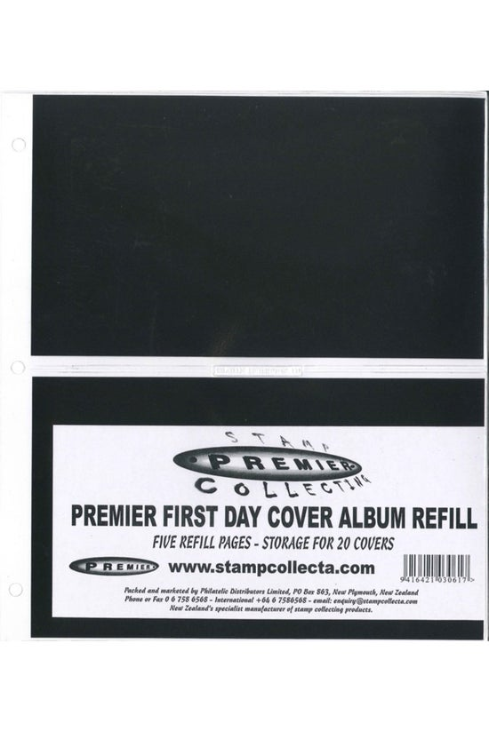 Premier First Day Cover Album ...