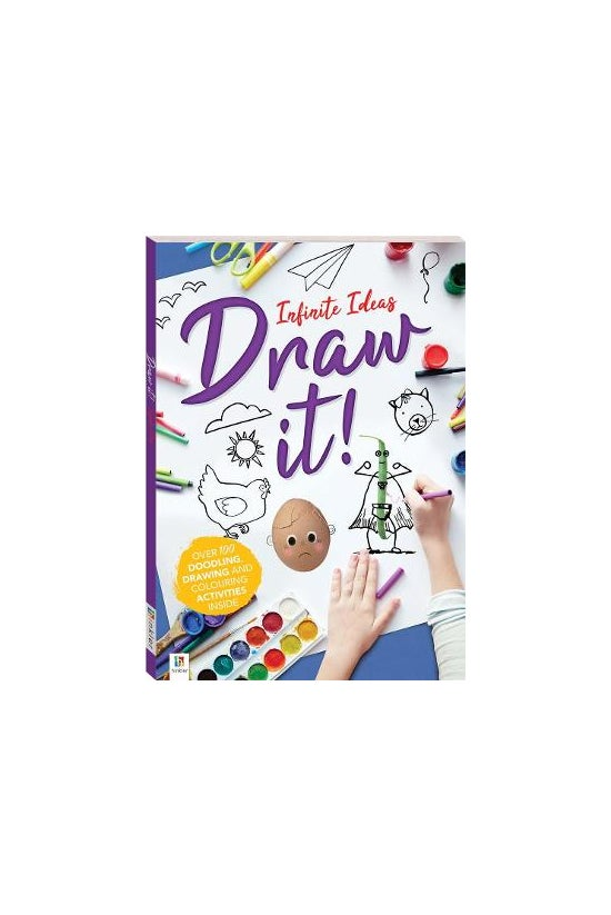 Infinite Ideas: Draw It!