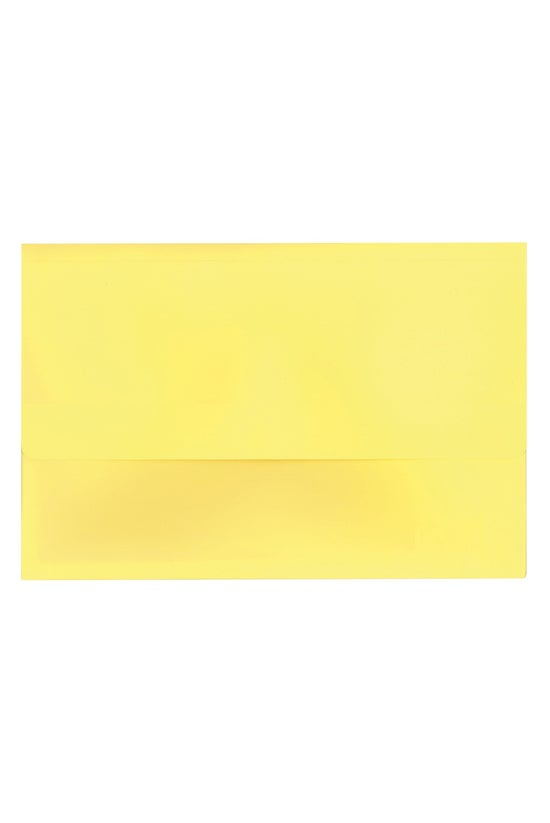 Whitcoulls Poly Wallet Yellow
