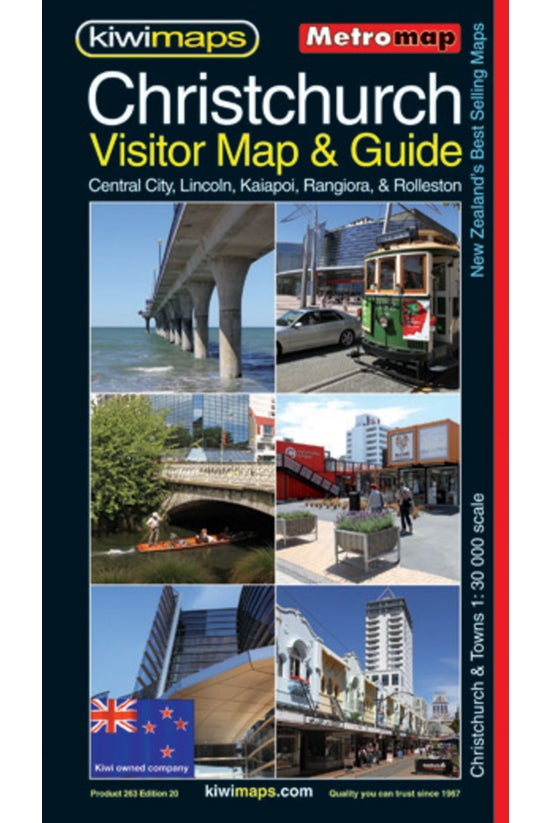 Christchurch Visitor & Tou...