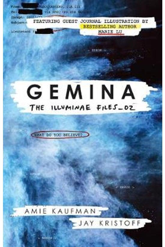 The Illuminae Files #02: Gemin...