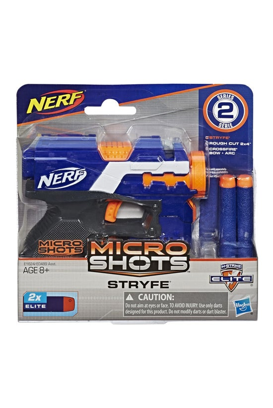 Nerf Microshots Assorted
