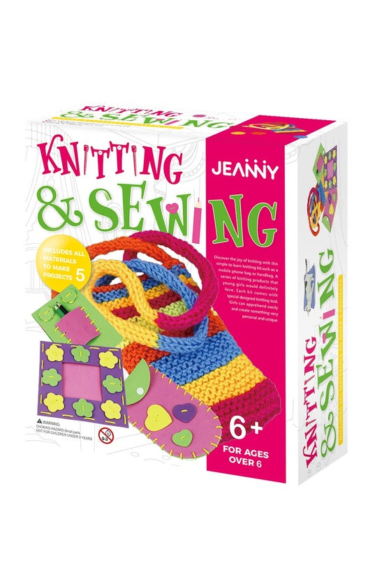 Jeanny Knitting & Sewing K...