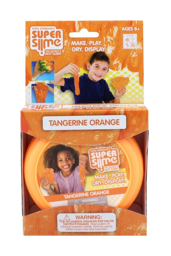 Super Slime Tangerine Orange