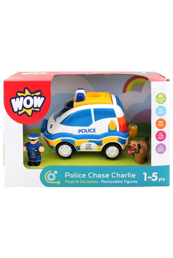 Wow Police Chase Charlie