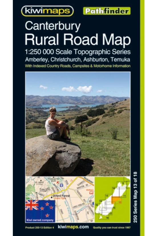 Canterbury Rural Roads Topogra...