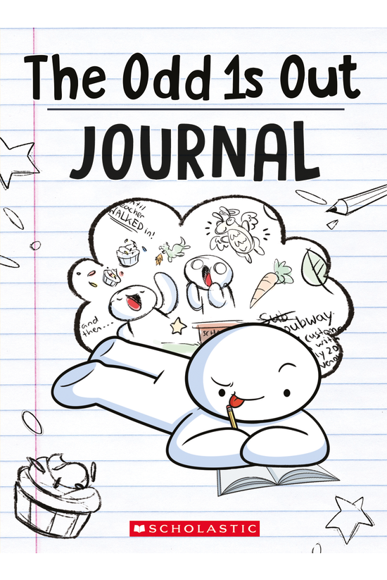 Odd 1s Out Journal