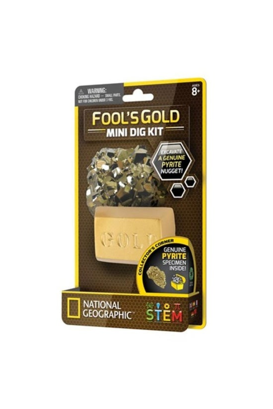 National Geographic Fools Gold...