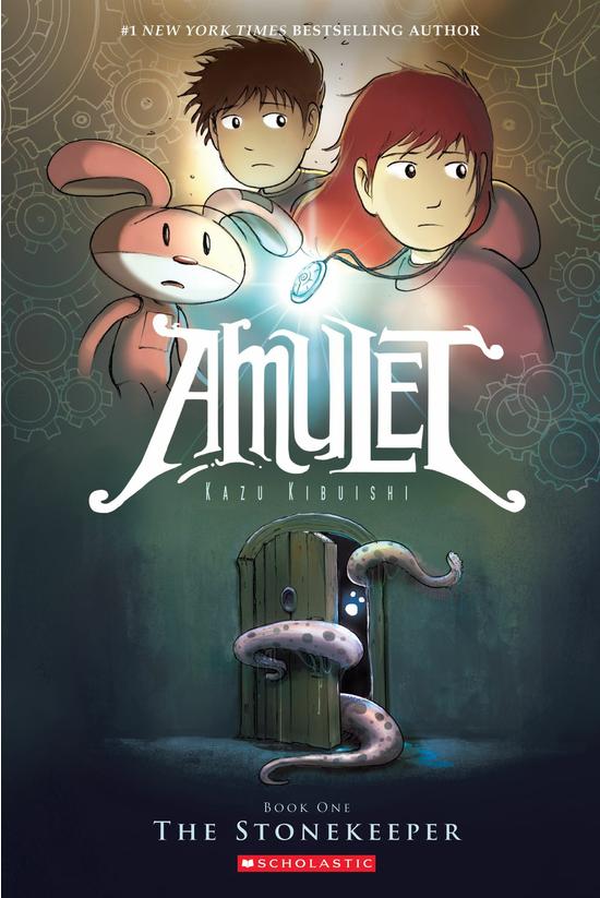 Amulet #01: Stonekeeper