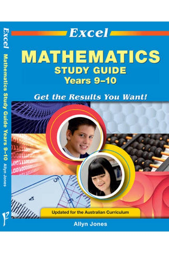 Excel Study Guide - Mathematic...
