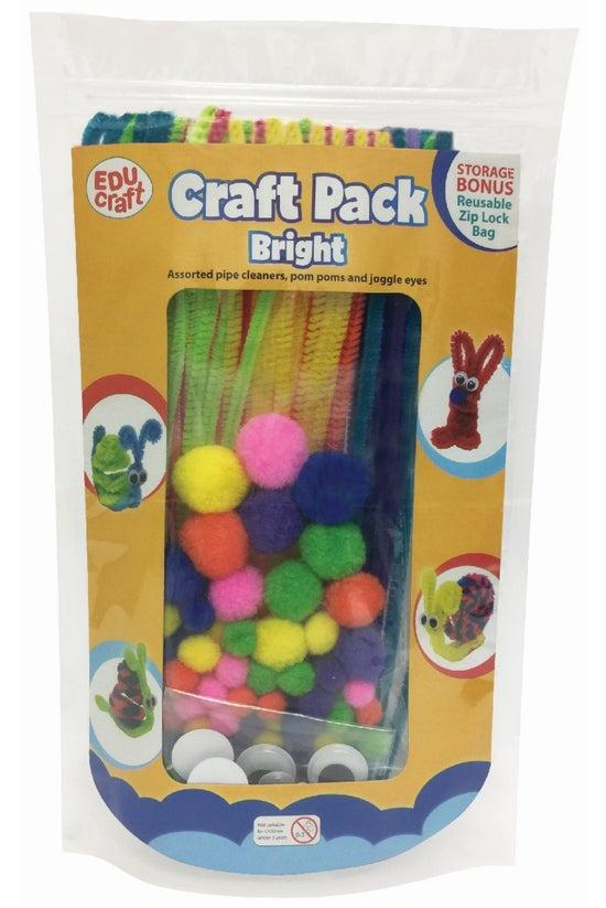 Educraft Craft Pack Bright