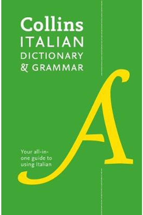 Collins Italian Dictionary And...