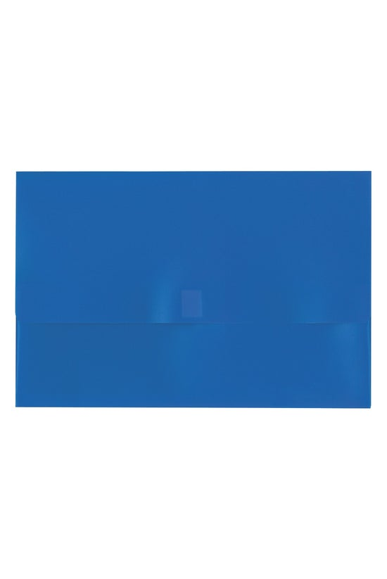 Whitcoulls Poly Wallet Blue