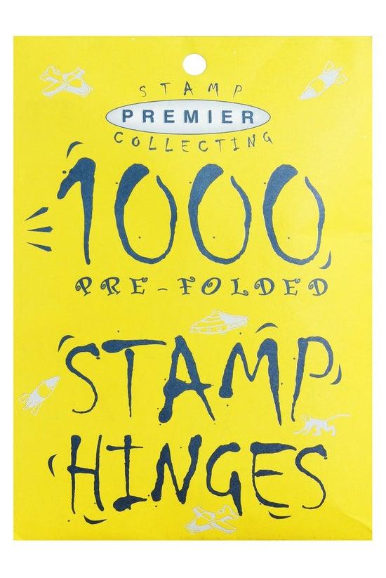 Premier Stamp Hinges Premier P...