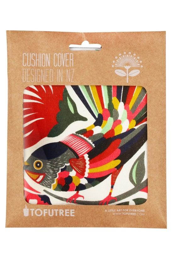 Tofutree Cushion Cover Colourf...