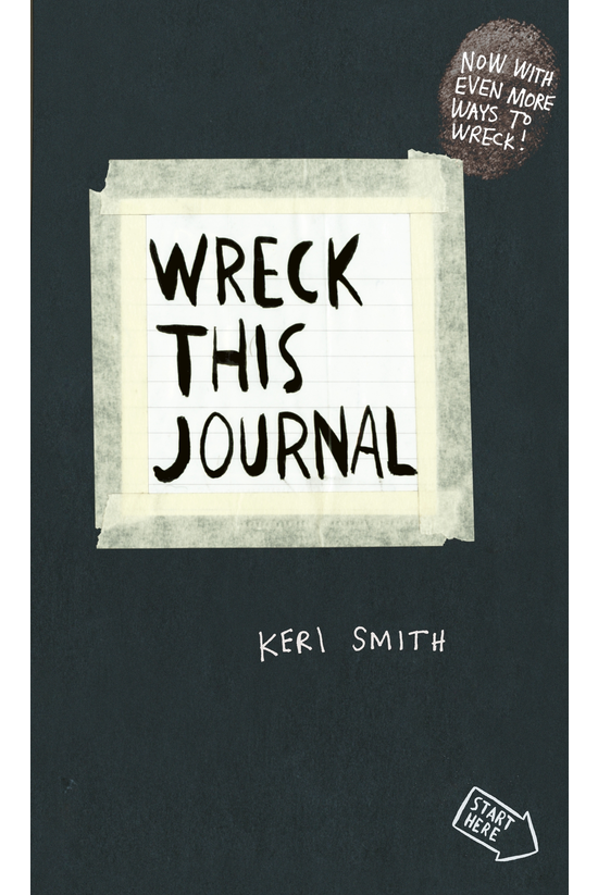 Wreck This Journal: To Create ...