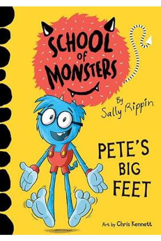 School Of Monsters #04: Pete's...