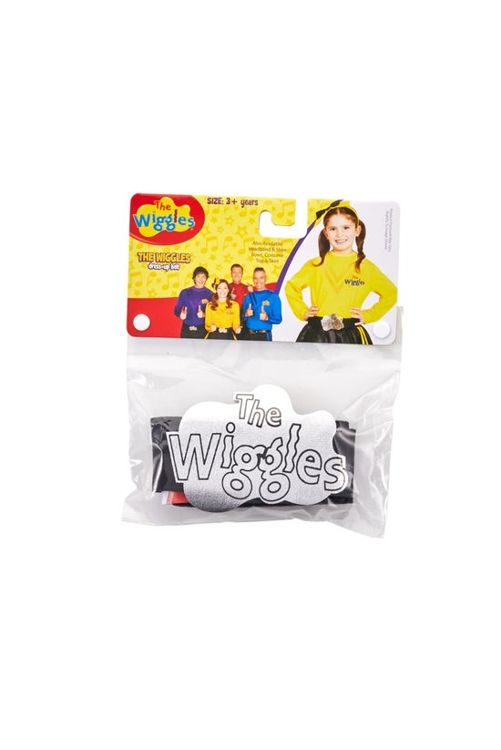 The Wiggles Costume Belt