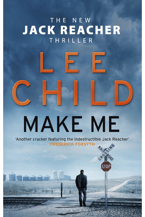 Jack Reacher #20: Make Me
