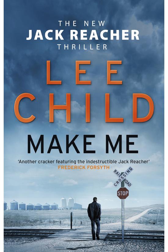 Jack Reacher #20: Make Me