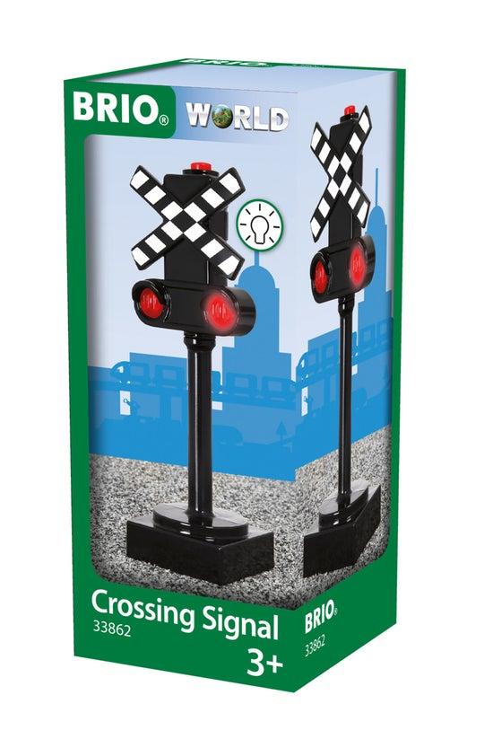 Brio World: Crossing Signal