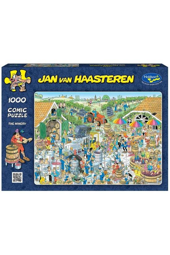 Jan Van Haasteren The Winery 1...