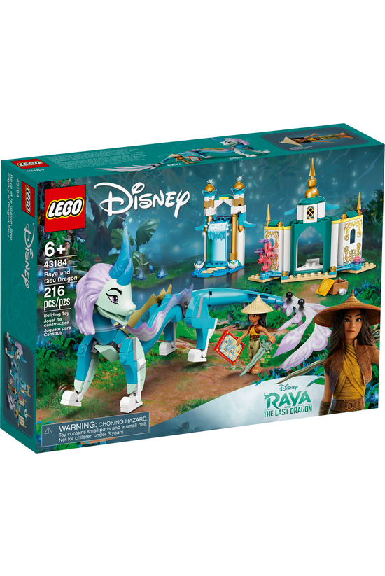 Lego Disney Princess: Raya And...
